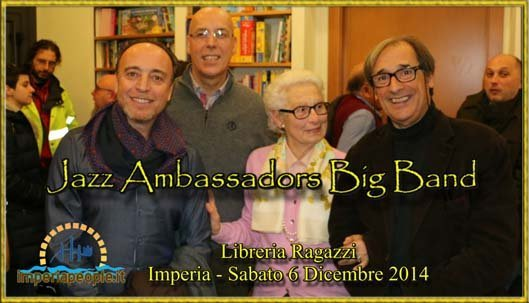 35 anni con la Jazz Ambassadors Big Band